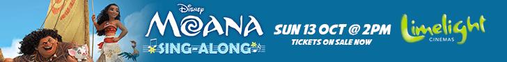 MOANA leaderboard